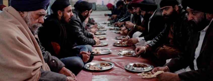 Afghan Sikh Langar