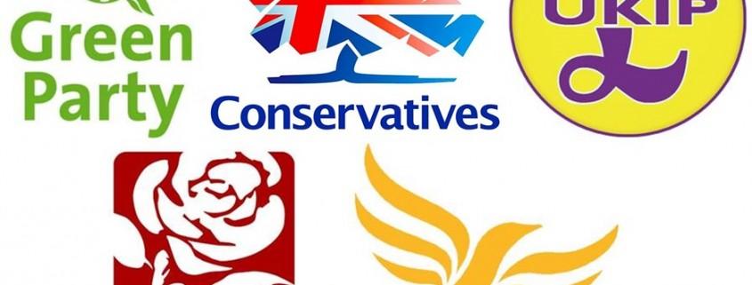 Party logos