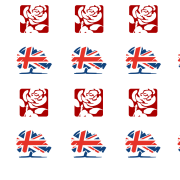 Tories & Labour logo