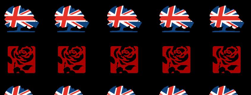 Tories & Labour logo