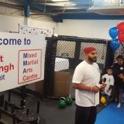 JetSingh Gym - Arjan speaking