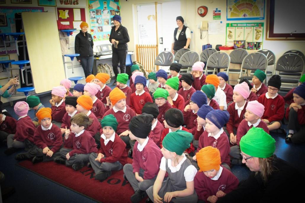 Turban Falklands - Classroom 2
