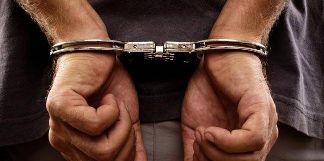 Cuffs arrest