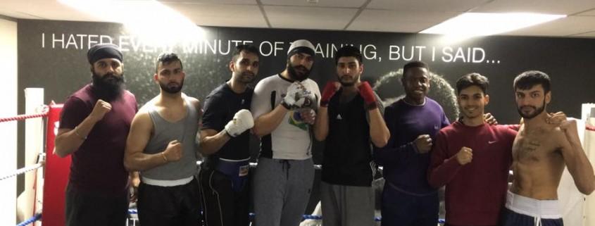 Coventry Khalsa Akhara Boxing club image.