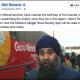 Midland Langar Seva Society Guru Nanak Langar Bus launch