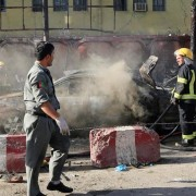 Afghan Sikh bombing Reuters