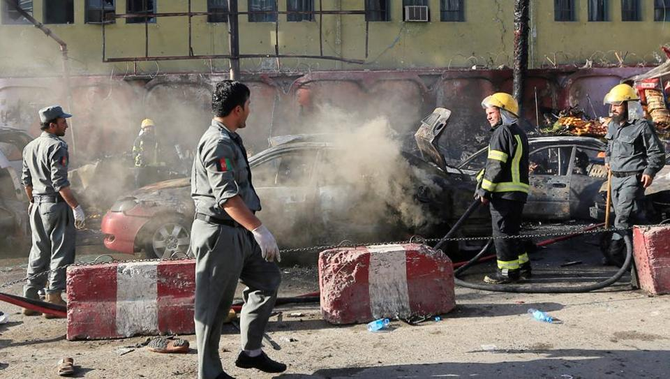 Reaction: Afghan Sikhs killed in targeted bombing | SikhPA