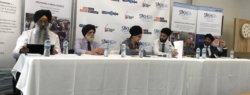 Sikhs in politics - panel image